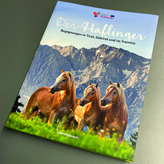 The Haflinger - Encounters in Tyrol, South Tyrol and Trentino 0